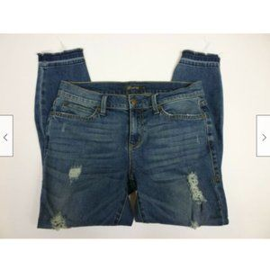 Level 99 Womens Size 27 Jeans Medium Wash